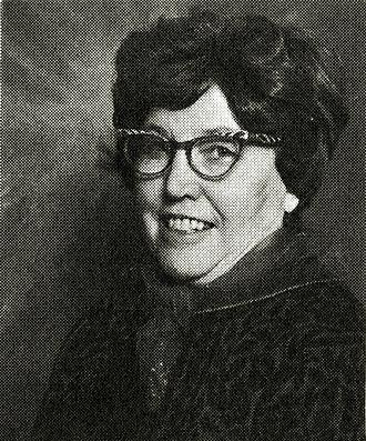 Irene E. Ryan - Irene Ryan in 1973