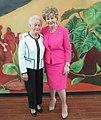 Irene Perez Ploke Sgambelluri and Madeleine Bordallo.jpg