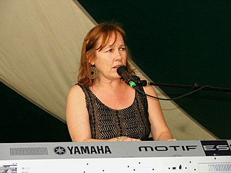 Iris DeMent - Iris DeMent at Old Settler's Music Festival - Driftwood, Texas, 2007