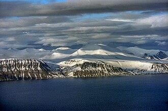 Isfjorden (Svalbard) - Isfjord