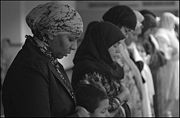 Islamic Society of Akron & Kent - women jummah prayer