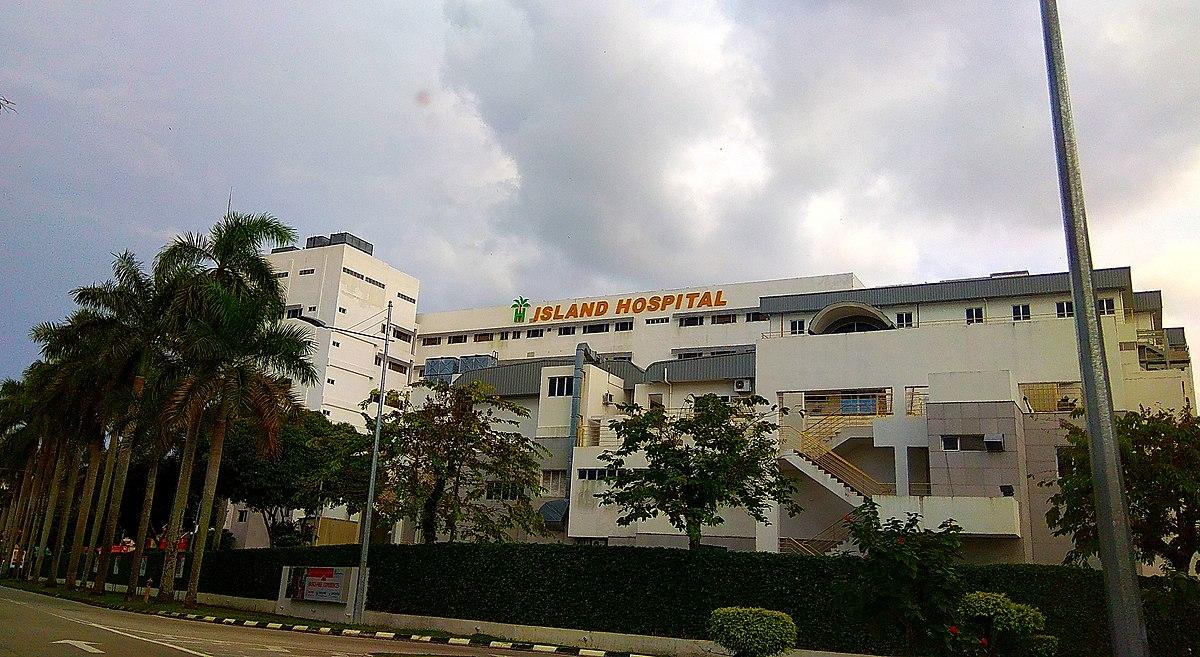 Island Hospital - Wikipedia
