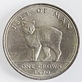 Isle of Man 1 Crown 1970 Elizabeth II(rev)-4040.jpg