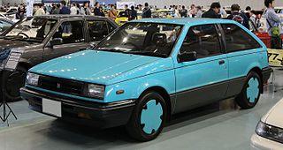 Isuzu Gemini Motor vehicle