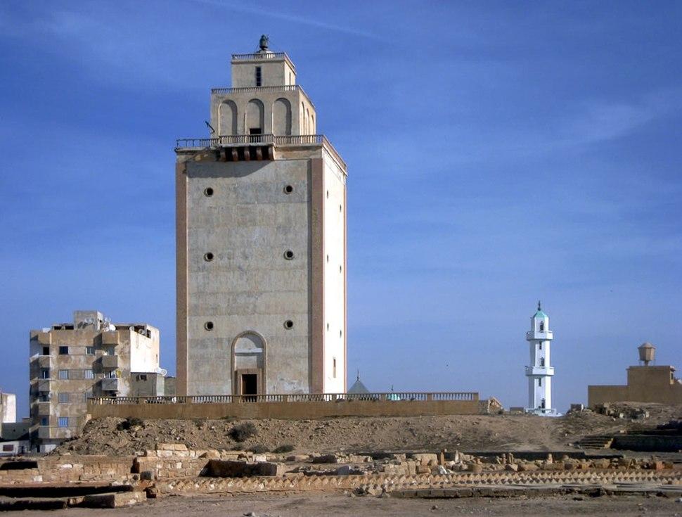 Italian Lighthouse - Benghazi