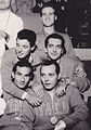 Italian sabre team 1960 Olympics men2.jpg