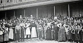 Resultado de imagem para imigrantes europeus que começaram a chegar aos milhares no Brasil
