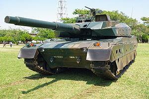 JGSDF Type10 tank 20120527-16
