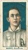 Jack Barry, Philadelphia Athletics, baseball card portrait LCCN2007683814.tif