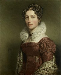 Charles Howard Hodges: Portrait of Jacoba Vetter, Wife of Pieter Meijer Warnars, Bookseller in Amsterdam