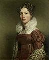 Jacoba Vetter (1796-1830). Echtgenote van Pieter Meijer Warnars, boekhandelaar te Amsterdam Rijksmuseum SK-A-661.jpeg