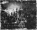 Jacobus Schoemaker Doyer - Kenau Simonsdr Hasselaer op de wallen van Haarlem met haar vrouwencorps bij de hevigste aanval der Spanjaarden, 31 januari 1573 - SA 7483 - Amsterdam Museum.jpg