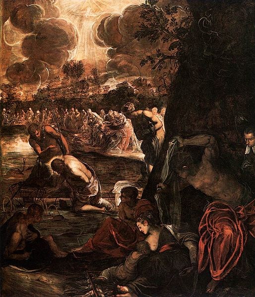 File:Jacopo Tintoretto - The Baptism of Christ - WGA22551.jpg
