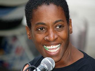 Jacqueline Woodson - Woodson in September 2007