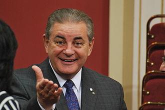 Jacques Duchesneau - Jacques Duchesneau in 2013