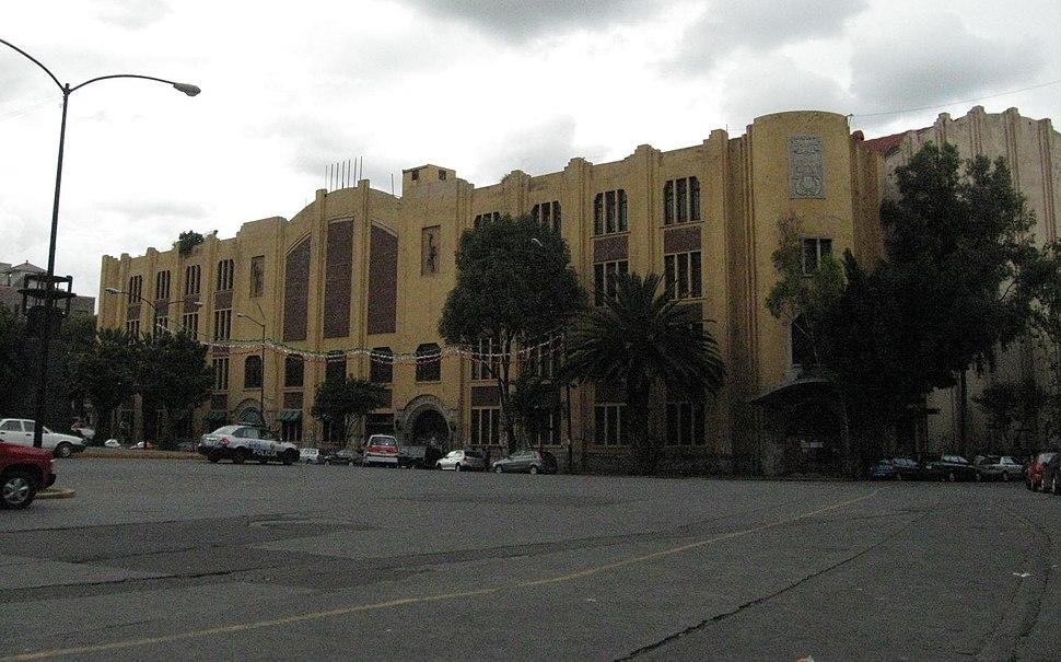 JaialaiBldgMexicoDF