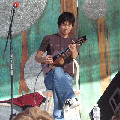 Picture of a band or musician: Jake Shimabukuro