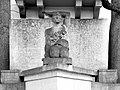 Jakob Probst, 1923, Wehrmannsdenkmal. Zum Andenken für die im Militärdienst stehenden Grippe- und Unfalltoten aus der Baseler Landschaft (Spanische Grippe-Epidemie 1918).jpg