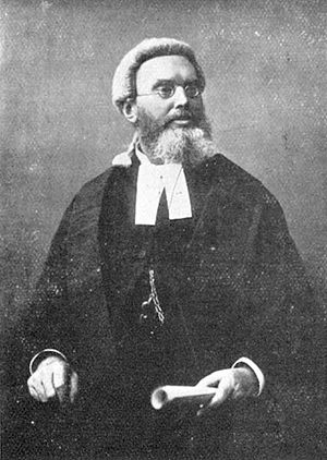 James Prendergast (judge) - Image: James Prendergast