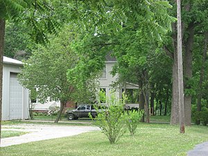 National Register of Historic Places listings in Lake County, Indiana - Image: James Brannon House