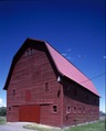 James Buckles Red Barn, Joseph, Oregon LCCN2010719324.tif