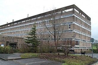 University of Edinburgh School of Physics and Astronomy - James Clerk Maxwell Building