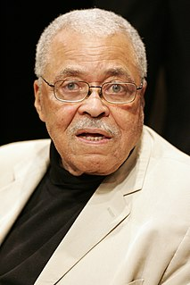 James Earl Jones American actor