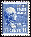 James K Polk 1938 Issue-11c.jpg