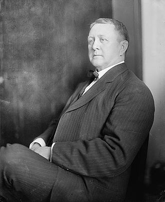 Oklahoma's 1st congressional district - Image: James S. Davenport (O Klahoma)