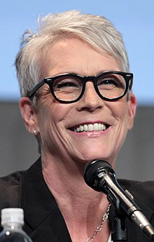 Jamie Lee Curtis juli 2015.