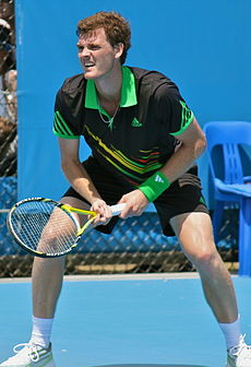 Jamie Murray Australian Open 2011.JPG