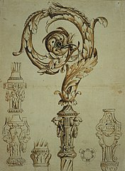 Design for a crosier