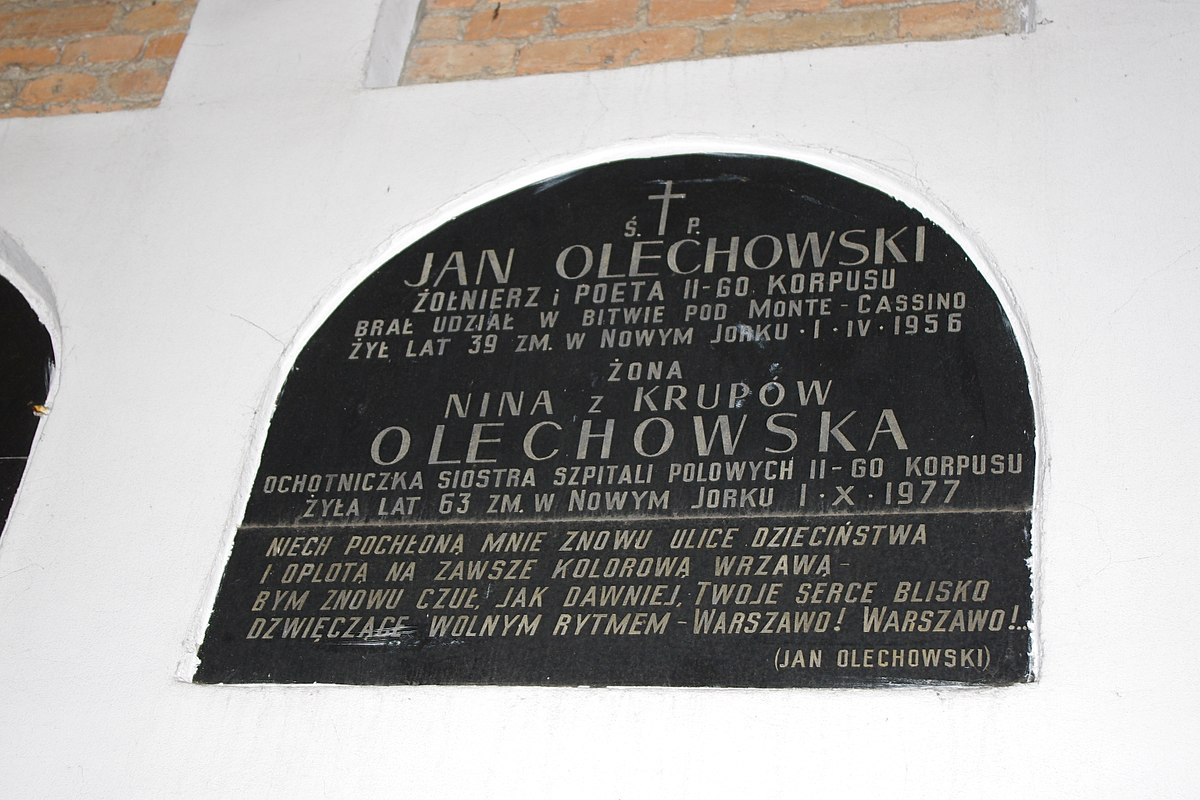 Jan Olechowski Wikipedia Wolna Encyklopedia