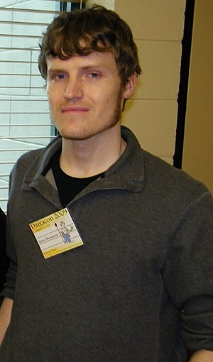 Jason Thompson (writer) - Jason Thompson at Daigacon 2009