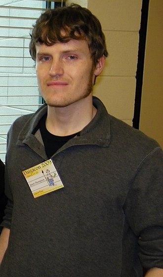 Jason Thompson (writer) - Jason Thompson at Daigacon 2009