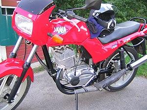 Jawa Moto - Jawa 350 (type 640)