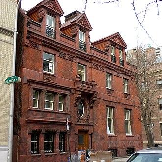 Caroline Furness Jayne - Image: Jayne House Philly