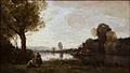 Jean-Baptiste-Camille Corot - Seinelandschaft bei Chatou.jpg