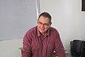 Jean-Michel Kasbarian - Atelier d'écriture - Wikipédia - WLA2019 Bénin.jpg