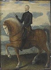 Le duc d'Aumont