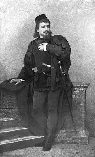 Roméo et Juliette - Image: Jean de Reszke as Roméo c 1888 by Benque et Cie Klein 1903 p 257