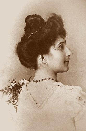 Jeanne Calment - Image: Jeanne Calment 1895