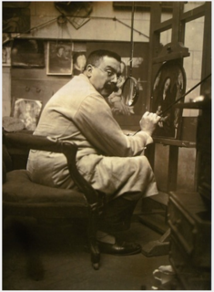 art restorer, copyist, art forger