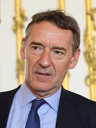 Commercial Secretary to the Treasury - Image: Jim O'Neill 2016
