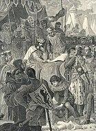 Joao sem terra assina carta Magna