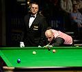 Joe Perry and Ingo Schmidt at Snooker German Masters (DerHexer) 2015-02-05 03.jpg