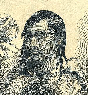 Ebierbing - Ebierbing, from an 1862 engraving