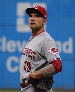 Joey Votto Canadian baseball player