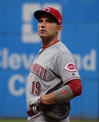 Joey Votto - Votto with the Cincinnati Reds in 2017