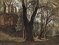 Johann Martin von Rohden - Waldinneres (Studie) - 9779 - Bavarian State Painting Collections.jpg